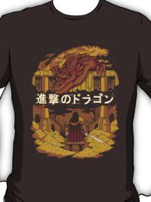 Attack on Dragon  T-Shirt