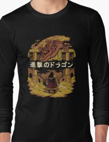 Attack on Dragon  Long Sleeve T-Shirt