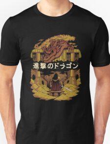 Attack on Dragon  Unisex T-Shirt