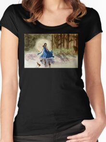 Imbolc Women's Fitted Scoop T-Shirt