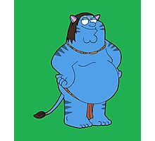 Peter Griffin as Avatar Photographic Print