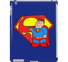 Peter Griffin as Superman iPad Case/Skin