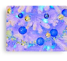 sky colours for you :) Canvas Print