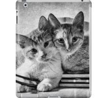 A couple of tots iPad Case/Skin