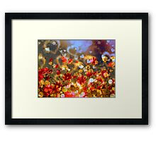 Meadow of Love Framed Print