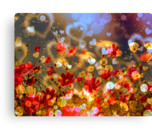 Meadow of Love Canvas Print