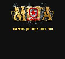 "Gambit Gaming ""Breaking the Meta"" (T-SHIRTS AND HOODIES) Unisex T-Shirt"