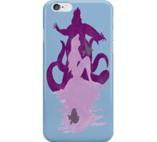 Under The Sea (light blue) iPhone Case/Skin