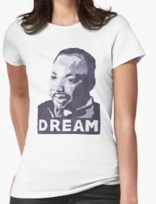 Martin Luther King Jr. Womens Fitted T-Shirt