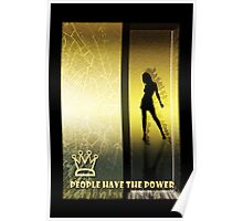 People have the power Poster