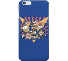 Smash Force iPhone Case/Skin