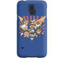 Smash Force Samsung Galaxy Case/Skin
