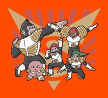 Smash Force Kids Clothes