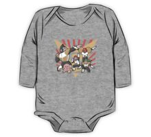 Smash Force One Piece - Long Sleeve