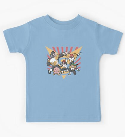 Smash Force Kids Tee