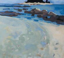 Wheat Island II by Anita Dore