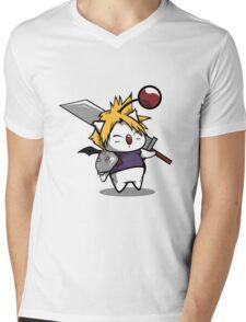 Cosplay Kupo Mens V-Neck T-Shirt