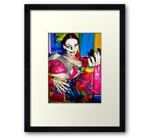 Would You Eat Me Framed Print