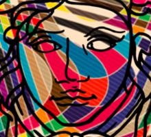 VERSACE-COLOUR Sticker