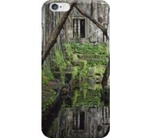 Cambodian Reflection - Beng Melea Temple iPhone Case/Skin