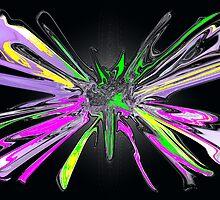 Butterfly Magic by Dmarie Frankulin