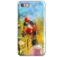 Le Tour De France 01 iPhone Case/Skin