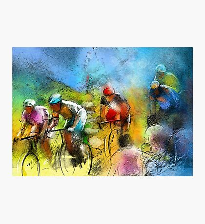 Le Tour De France 01 Photographic Print