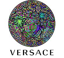 VERSACE-PATTERNS Photographic Print
