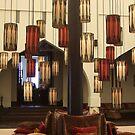 Entrance foyer at Chedi Hotel Oman by DeborahDinah