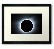 Ra's Halo Framed Print
