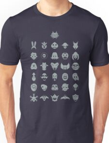 Mask Collection T-Shirt