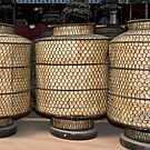 Chinese lamps by dominiquelandau