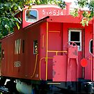 Lil Red Caboose by ctheworld