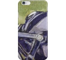 Ariel Motorcycle iPhone Case/Skin