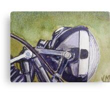 Ariel Motorcycle Metal Print
