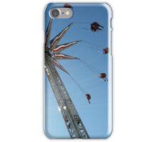 Aerial Swing Ride Luna Park iPhone Case/Skin
