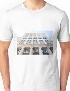 Old Boston Bank Building Unisex T-Shirt