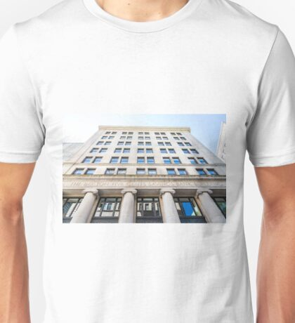 Old Boston Bank Building Unisex T-Shirt