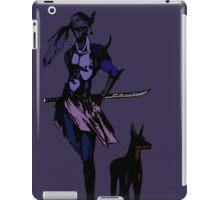 Shadow and Interceptor iPad Case/Skin