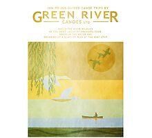 Poster Ducks Flying Photographic Print