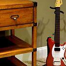 Guitar Still Life by ctheworld