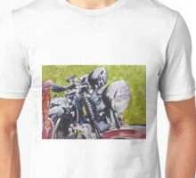 Old Indian Motorcycle Unisex T-Shirt