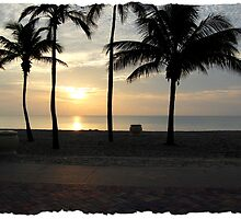 Hollywood beach florida by angeleyes216