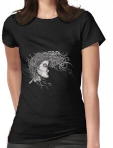 Wild Woman Womens Fitted T-Shirt