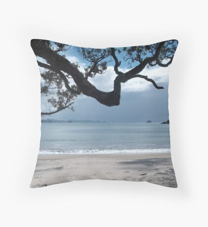 Picture Postcard Throw Pillow