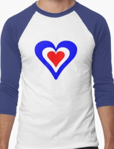 MODern LOVE Men's Baseball ¾ T-Shirt