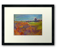 Colorado Prairie Framed Print
