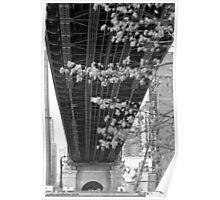 Under the Queensboro Bridge Poster