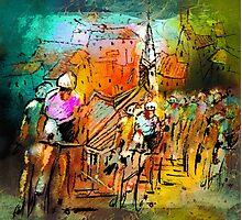 Le Tour De France 04  Photographic Print