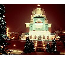 Christmas Past Photographic Print
